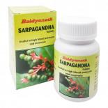 Сарпагандха Гханвати (Sarpagandha Ghanvati) для снижения давления Baidyanath | Бэйдинат 50таб