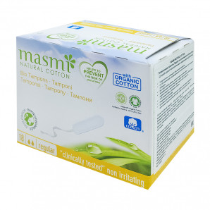 Гигиенические тампоны Regular Masmi 18шт