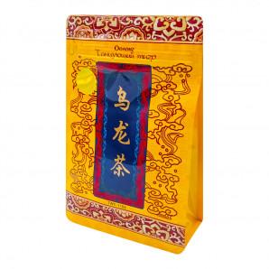 Китайский зеленый чай Оолонг Танцующий Тигр 100г