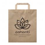 Крафтовый пакет Ashanti | Ашанти 4кг (28*24*13)см 1шт