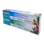 Набор Зубная паста Комплексный уход 50мл + Зубная паста Отбеливающий уход 50мл Himalaya 100мл