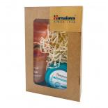 Косметический набор Гель для умывания Персик 100мл + Питательный крем 50мл Himalaya |Хималая 150мл
