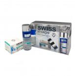 Косметический набор Крем ночной 50мл + Средство для снятия макияжа 150мл  SWISS | СВИС 200мл