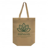 Сумка-шоппер для продуктов из спандбонда фирменная Ashanti | Ашанти 11кг (44*32*10)см