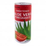 "Напиток Алоэ Вера со вкусом граната ""Lotte"" 240мл"
