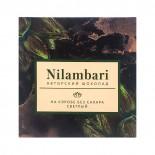 Шоколад на кэробе светлый без сахара Nilambari 65г
