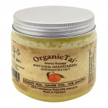 Скраб для тела с солью Андаманского моря и Мандарином Organic Tai 200г