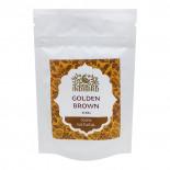 Хна для волос Золотисто-коричневая 100% натуральная Indibird 50г