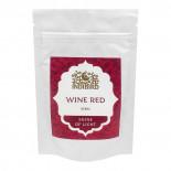 Хна для волос Винно-красная 100% натуральная Indibird 50г