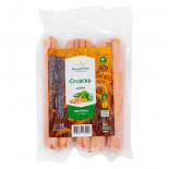 Вегетарианские сосиски Нежные (vegetarian sausages) Высший Вкус 300г