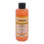 Гель для душа с маслом розы и мёдом (shower gel) Khadi   Кади 210мл