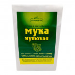 Нутовая мука (chickpea flour) Вкусное дело 500г