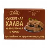 Кунжутная халва с какао Сокровища Сезама 290г