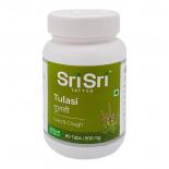 Туласи (Tulasi) против кашля Sri Sri Aurveda | Шри Шри Аюрведа 60 таб.