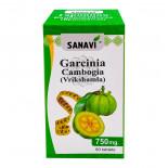 Гарциния Камбоджийская (Garcinia) для похудения Sanavi | Санави 60 таб.