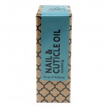 Питательное масло для кутикулы и ногтей (nail oil) Huilargan | Уиларган 10мл