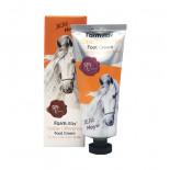 Крем для ног с лошадиным маслом (Visible difference foot cream jeju mayu) FarmStay | Фарм Стэй 100г