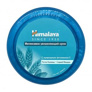 Увлажняющий крем для лица с ростками пшеницы и сладким миндалем (face cream) Himalaya | Хималая 150мл