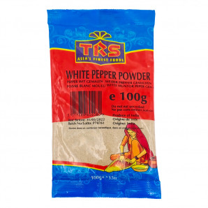 Перец белый молотый (White Pepper) TRS | ТиАрЭс 100г