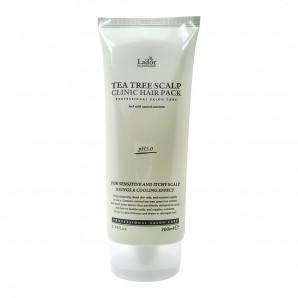 Маска для кожи головы с чайным деревом (Tree scalp clinic hair pack) La'dor   Ладор 200мл