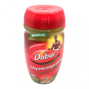 Чаванпраш (chyawanprash) для иммунитета Dabur | Дабур 500г