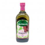 Масло из виноградных косточек рафинированное Olitalia 1л