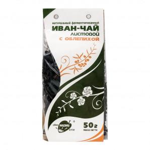 Иван-чай листовой с облепихой LifeWay | Образ жизни 50г