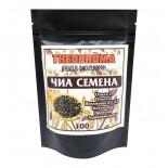 Семена чиа (chia seeds) Teobroma | Пища Богов 100г