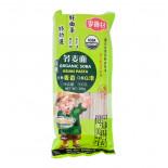 Лапша Соба органическая (soba noodles organic) Wheat Village | Вэйт Виладж 300г