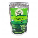 Зеленый чай с тулси (green tea with tulasi) Organic India | Органик Индия 100г
