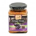Пикули из баклажана (eggplant pickles) Amil | Амил 260г