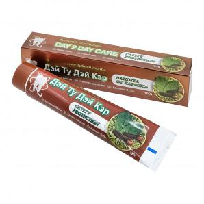 Зубная паста Защита от кариеса (toothpaste) Day2Day | ДэйТуДэй 100г