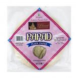 Лепешки пападам (poppadom) Плайн Bharat Bazaar | Бхарат Базар 200г