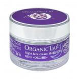 """Крем ночной для лица мульти-лифтинг эффект """"Орхидея"""" Organic Tai 50мл"""