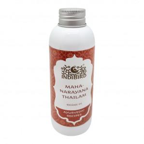 Аюрведическое масло Маханараяна Тайлам (ayurvedic oil) Indibird | Индибёрд 150мл