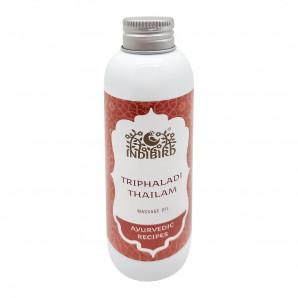 Аюрведическое масло Трифалади Тайлам (ayurvedic oil) Indibird   Индибёрд 150мл