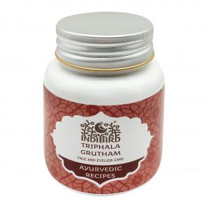 Крем для лица Трифала Грутам (Triphala Gralam cream) Indibird | Индибёрд 50г