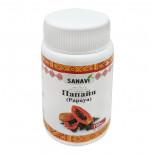 Папайя (Papaya) для красивой кожи Sanavy | Синави 60таб