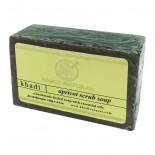 Мыло натуральное с маслом абрикоса Khadi Natural 125г