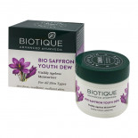 Антивозрастной крем для лица (anti age cream) Био шафран Biotique | Биотик 50г