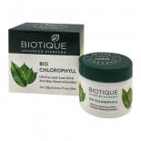 Гель для лица Био Хлорофилл (face gel) Biotique | Биотик 50г
