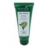 Гель для умывания против акне Ним (face wash gel) Biotique | Биотик 50мл