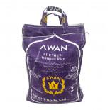 Паровой рис басмати (basmati rice) Premium Awan | Аван 2кг