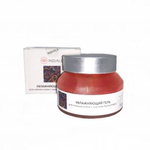 Увлажняющий гель с маслом Кумкумади Indiale 50г