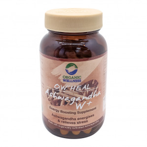 Ашвагандха В + , Organic Wellness