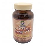 Куркума Ц+ (Turmeric C+) для роста волос и ногтей Organic Wellness | Органик Велнесс 90шт