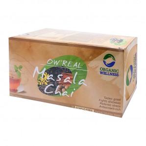 Чай масала (masala tea) Organic Wellness | Органик Вэлнесс 25 пак