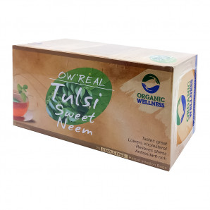 Чай тулси сладкий ним, Organic Wellness