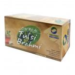 Черный чай с тулси и брами (black tea with tulasi and brahmi) Organic Wellness | Органик Велнесс 25шт