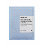 Тканевая маска для лица увлажняющая (Enjoy vital up time watery moisture mask) Mizon | Мизон 23мл